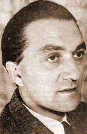 Básník Vladimír Holan