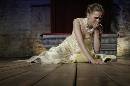 Othello, Zuzana Vejvodová (Desdemona)