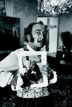 Václav Chochola: Salvador Dalí