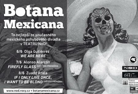 Mexické pohybové divadlo