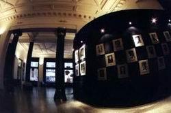 Interiér divadla Disk
