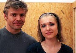 Zbyněk Fric a Zdena Trvalcová