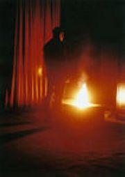 Z inscenace Tvář v ohni