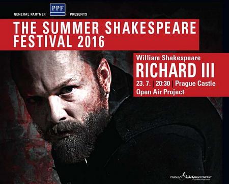 Z inscenace Richard III.