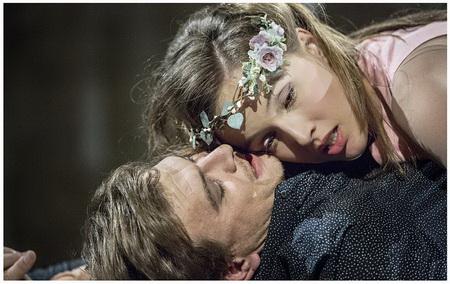 Z inscenace Romeo a Julie