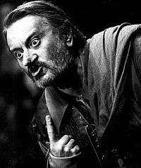 Milan Lasica jako Cyrano