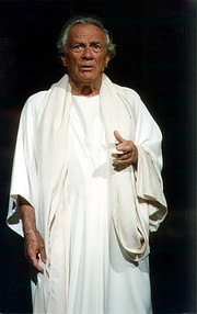 Herec a ředitel Giorgio Albertazzi