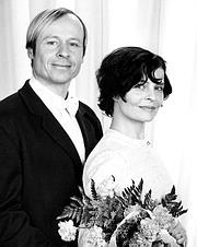 Karel Roden a Jana Krausová