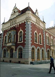 Severomoravské divadlo Šumperk
