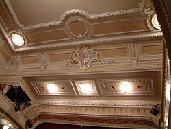 Interiéry divadla