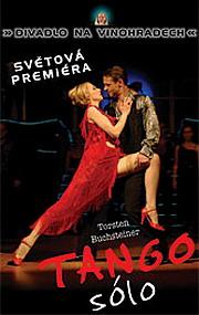 Z inscenace Tango sólo