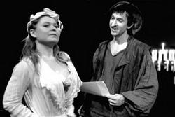 Z inscenace Cyrano
