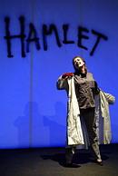 Z inscenace Hamlet