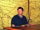 Přednášející Petr Nikl.