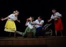 Tragaču, tragaču, představení lidové poezie v interpetaci zlínských děvčat bylo příjemným osvěžením.