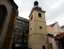 Zvonice při kostele sv. Vojtěcha