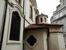 Boční přistavěná kaple při kostele sv. Vojtěcha