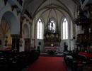 Kostel sv. Vojtěcha – interiér