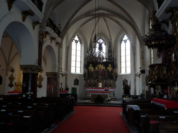 Výsledek obrázku pro kostel sv. vojtěcha praha nové město