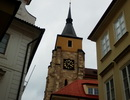 Kostel sv. Jiljí – pohled z dálky