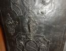 Brána do kostela sv. Jiljí – detail