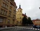 Kostel sv. Haštala – celkový pohled