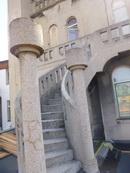 Detail schodiště.