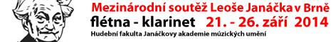 20. ro�n�k Mezin�rodn� sout�e Leo�e Jan��ka v Brn� 2014
