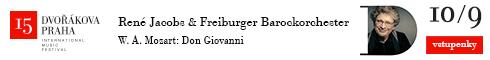 Dvo��kova Praha - Freiburger Barockorchester