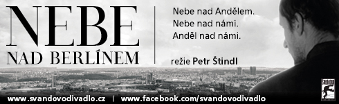 Nebe nad Berlnem  (vandovo divadlo na Smchov)