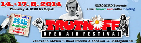 Trutnoff Open Air Festival 2014