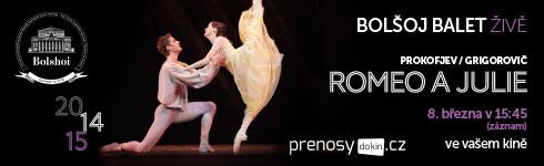 Romeo a Julie  (Bol�oj balet)