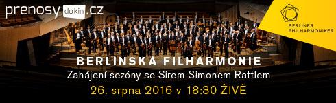 Berl�nsk� filharmonie - zah�jen� sez�ny