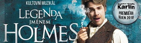 Legenda jménem Holmes  (HDK)