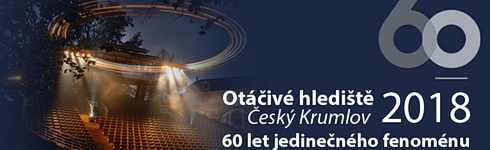 Otáčivé hlediště Český Krumlov