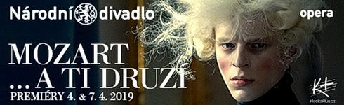 Mozart a ti druzí (Stavovské divadlo)