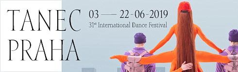 TANEC PRAHA – Mezinárodní festival současného tance a pohybového divadla