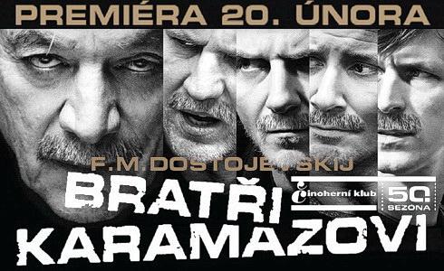 Brat�i Karamazovi  (�inohern� klub)