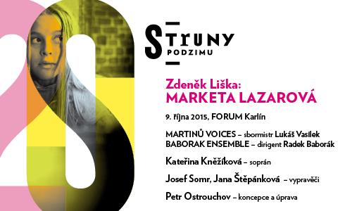 Mark�ta Lazarov�  (Struny podzimu 2015)