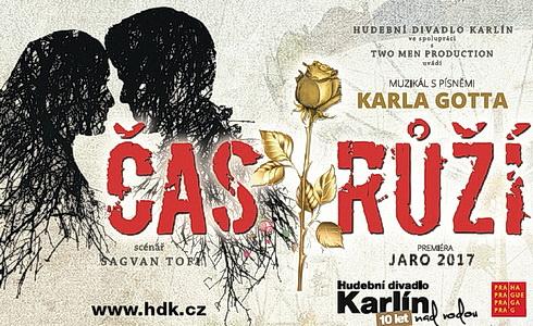 Čas růží  (Hudební divadlo Karlín)