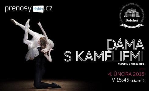 Dáma s kaméliemi (Bolšoj balet)