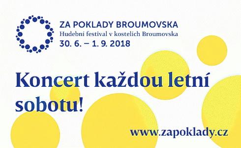Festival Za poklady Broumovska