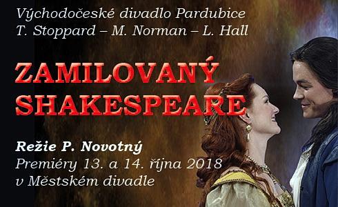 Zamilovaný Shakespeare (Východočeské divadlo)