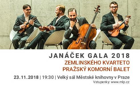 JANÁČEK GALA 2018