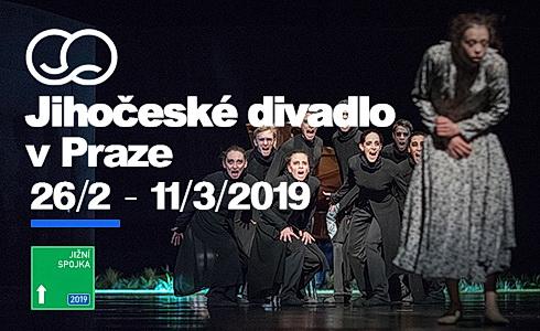 Jihočeské divadlo v Praze