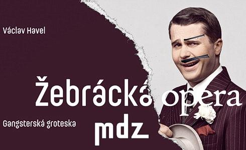 Žebrácká opera (MdZ)