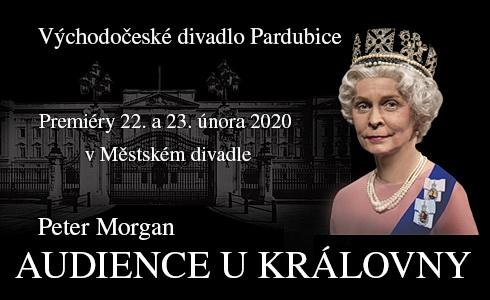 Audience u královny (VČD)