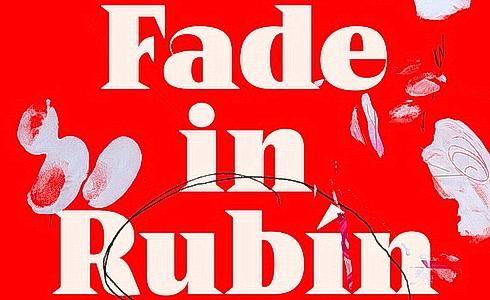 Fade in Rubín